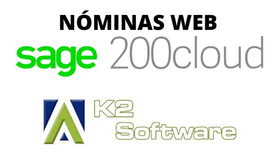 Consulta tus nóminas SAGE 200cloud en la web